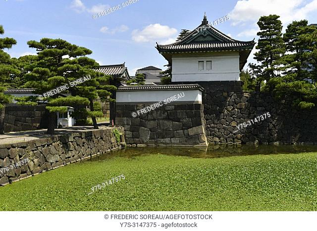 Tokyo Imperial Palace, Japan, Asia