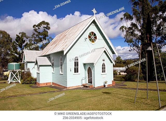 St Mary's Catholic Church, Melanganee, NSW, Australia