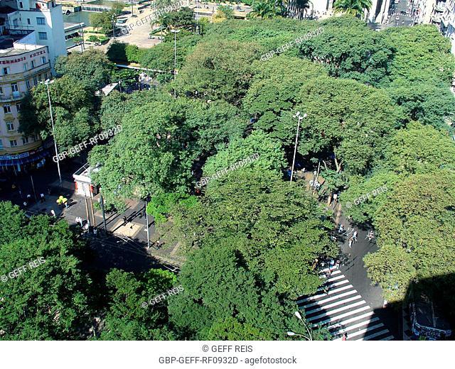 Sé Square, São Paulo, Brazil