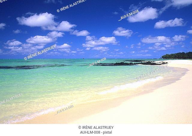 Mauritius - East Region - Ile aux Cerfs - deer island