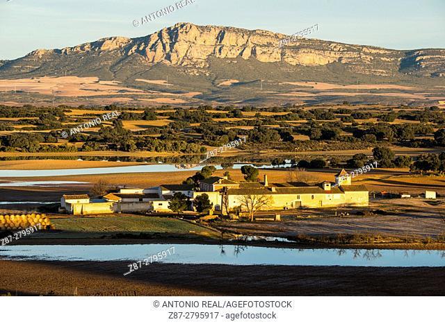 Botas and Sierra del Mugrón, Almansa, Albacete province, Castilla-La Mancha, Spain