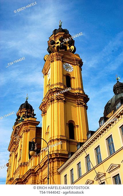 Theatinerkirche in Munich