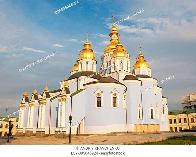 St. Michael monastery in Kiev, Ukraine