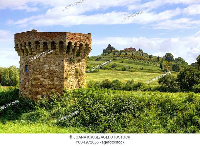 Torre Beccati Questo, Chiusi, Tuscany, Italy