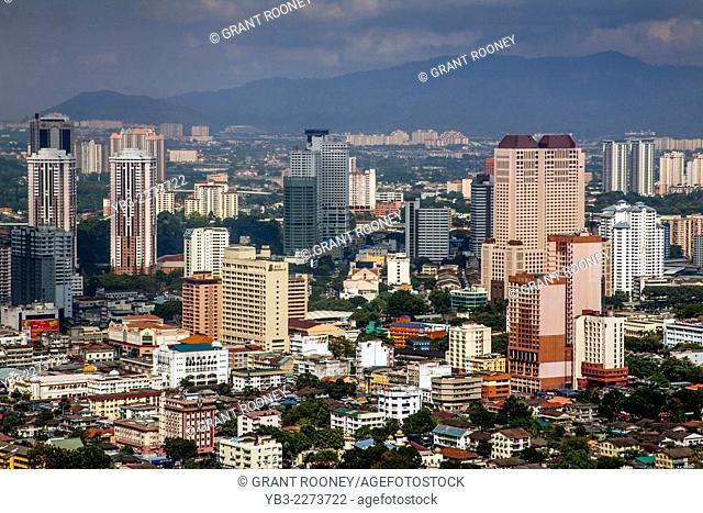 Kuala Lumpur Skyline, Kuala Lumpur, Malaysia