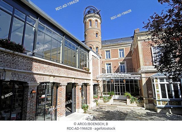 Museum Jules Verne, Amiens, Picardie, France
