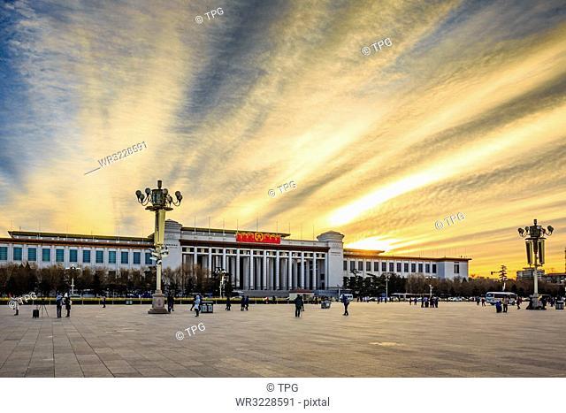 National Museum of China;Beijing; China