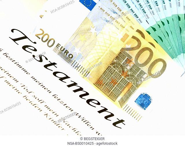 testament, inheritance tax