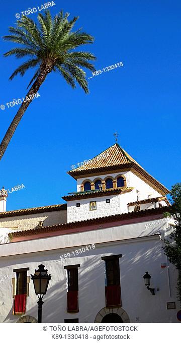 Maricel Palace. Sitges. Catalunya. Spain
