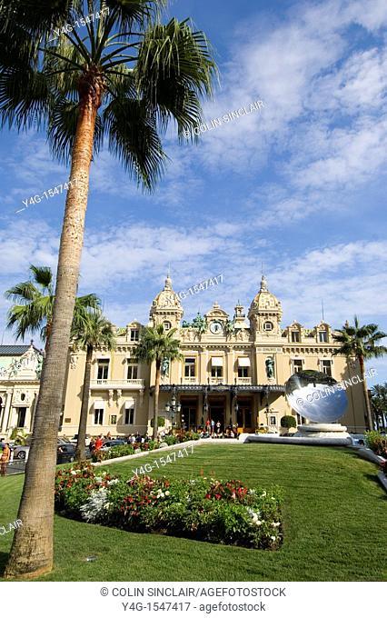 Monaco, Casino, Cote d'Azur