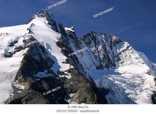Großglockner Gipfelblick