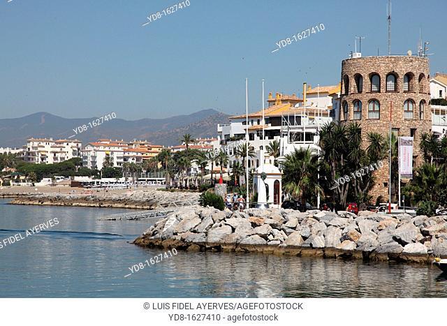 Puerto Banus, Marbella, Andalusia, Spain, Europe