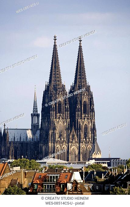 Germany,Cologne,Cathedral