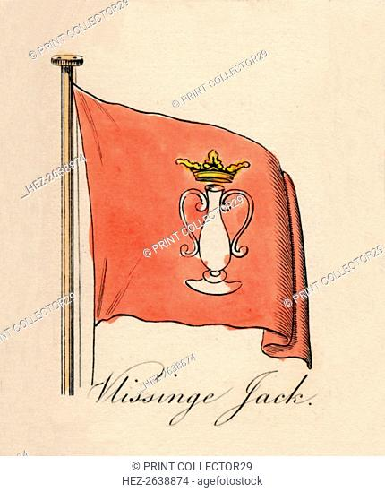 'Vlissinge Jack', 1838. Artist: Unknown