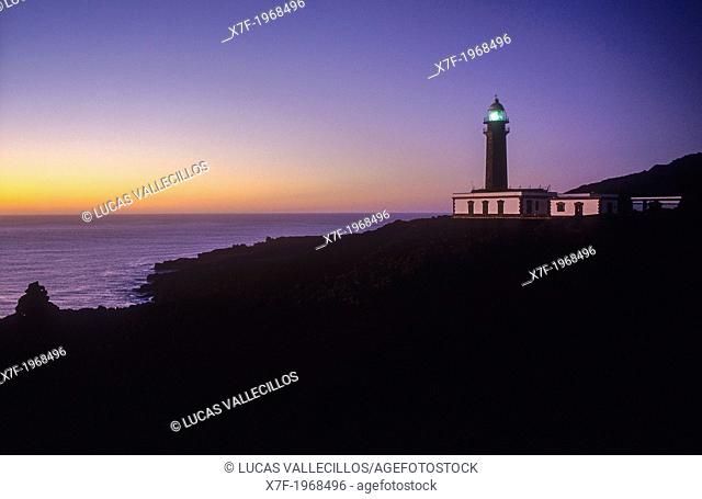 Orchilla Lighthouse, El Hierro, Canary Island, Spain, Europe