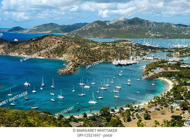 English Harbour; Shirley Heights, Antigua and Barbuda