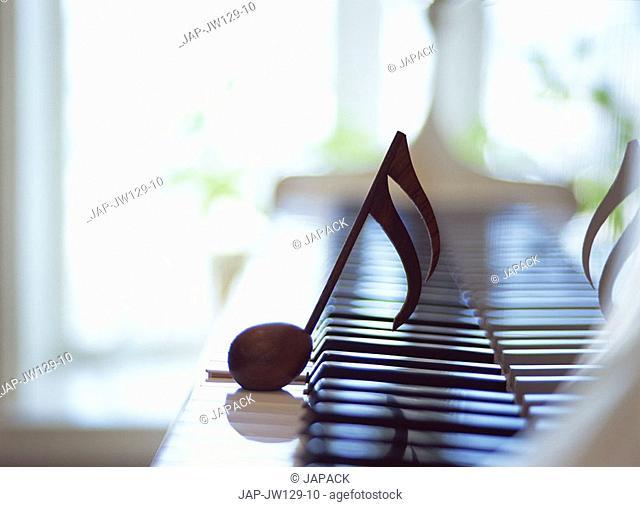 Piano keybord