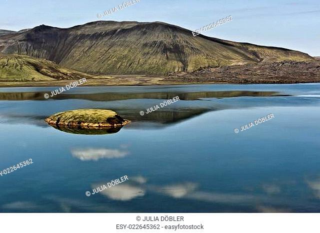 See Landmannalaugar Island