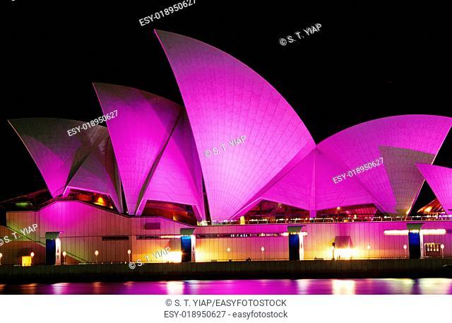 Opera House. Sydney. New South Wales. Australia