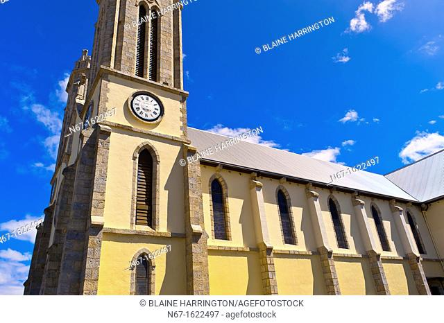 Cathedrale St -Joseph de Noumea St  Joseph Cathedral, Noumea, New Caledonia