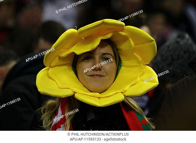 2015 6 Nations Championship Wales v England Feb 6th. 06.02.2015. Cardiff, Wales. Six Nations Championship. Wales versus England