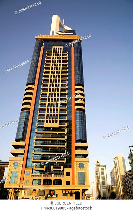 United Arab Emirates, Dubai, Dubai Sheikh Zayed Road Emirates towers Shopping Mall