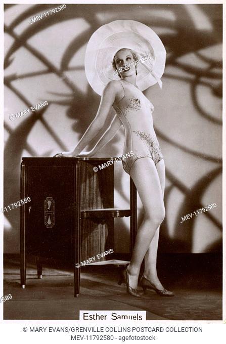 Esther Samuels - Showgirl