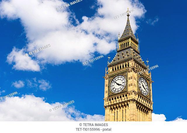 UK, London, Big Ben