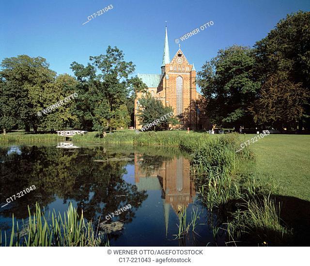 Germany, Bad Doberan, Mecklenburg-Western Pomerania, Cistercian monastery