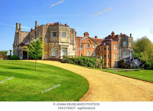 Mottisfont Abbey, Hampshire, England, United Kingdom