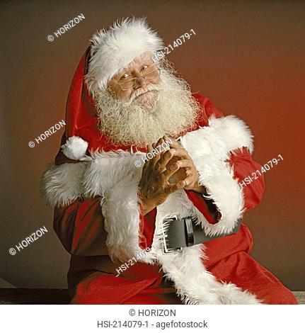 Lifestyle, Men, Christmas, Santa Claus Father Christmas