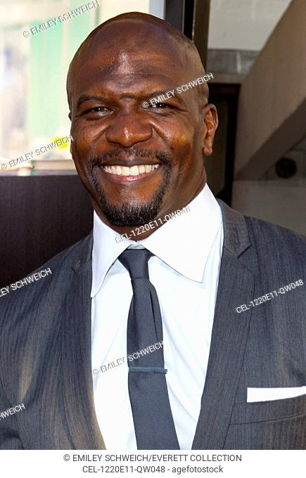 Terry Crews at arrivals for THE NEWSROOM Premiere, Cinerama Dome at The Arclight Hollywood, Los Angeles, CA June 20, 2012
