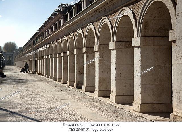 Arcos, Aranjuez