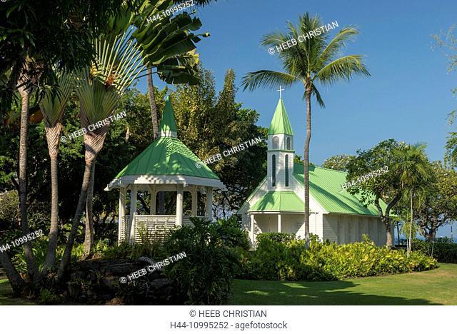 USA, Vereinigte Staaten, Amerika, Hawaii, Big Island, Kona Sheraton Hotel