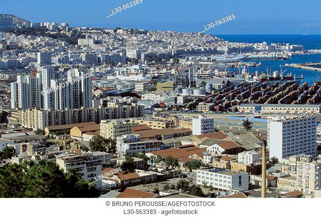 Algiers. Algeria