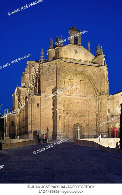 Convento de San Estéban, St Stephen convent, Salamanca, Castilla y León, Spain