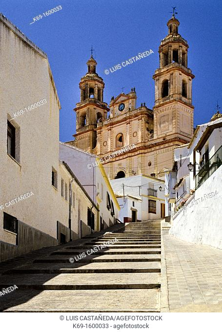 Olvera is a city located in the province of Cádiz, Andalusia, Spain  The church of Nuestra señora de la Encarnación and the castle The origin of the town's name...