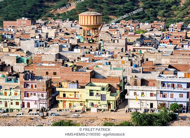 India, Rajasthan state, Jaipur, Galta area