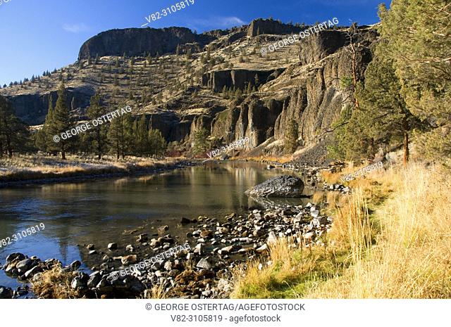 Crooked Wild and Scenic River, Lower Crooked River National Backcountry Byway, Oregon