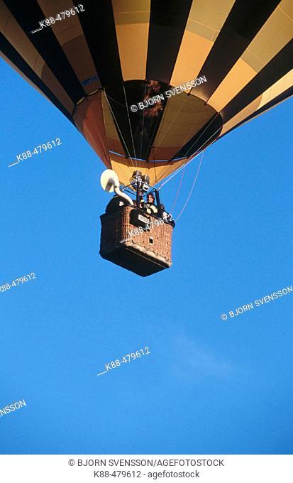 Hot air balloon, Netherlands