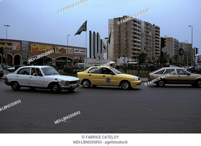 Abdel-Hamid Karamé roundabout
