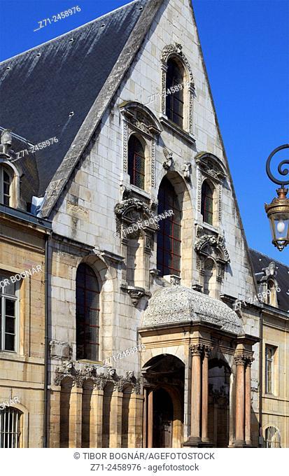 France, Bourgogne, Dijon, Palais de Justice
