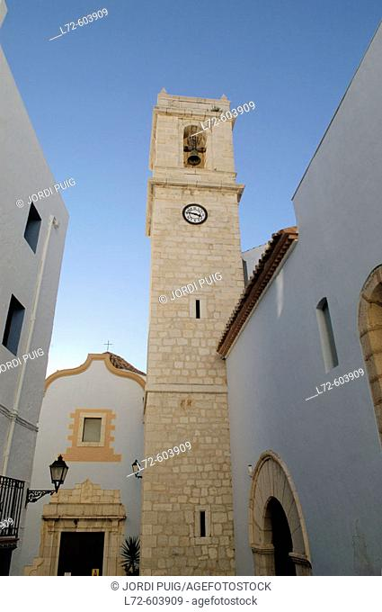 Peñíscola. Castellón province. Comunidad Valenciana. Spain