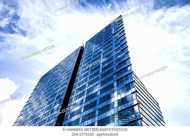 Skyscraper at Paris-La Défense, France
