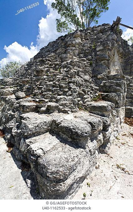 Guatemala, Peten, El Mirador, La Danta Temple