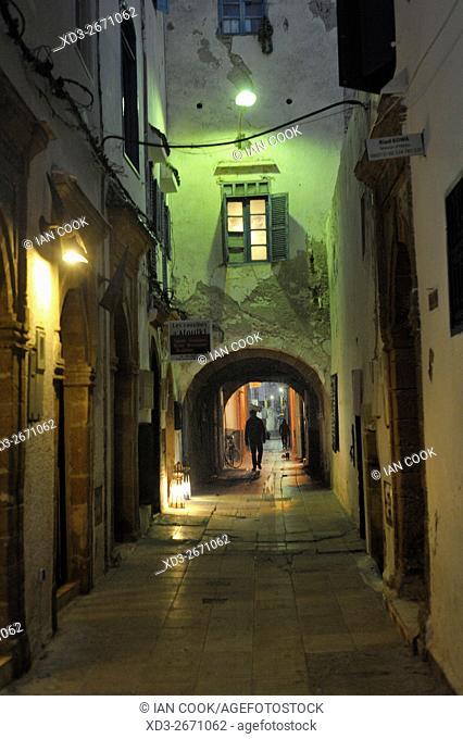 the medina, Essaouira, Morocco