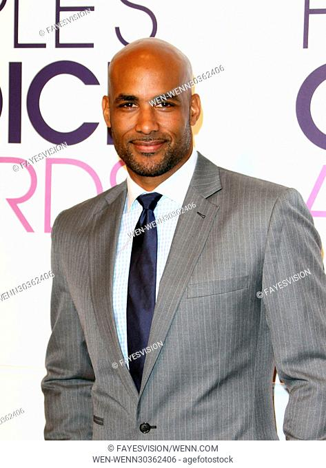 'People's Choice Awards' Nominations - Press Conference Featuring: Boris Kodjoe Where: Beverly Hills, California, United States When: 15 Nov 2016 Credit:...