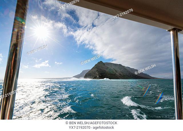 Orzola, Lanzarote, Canary Islands, Spain, Europe