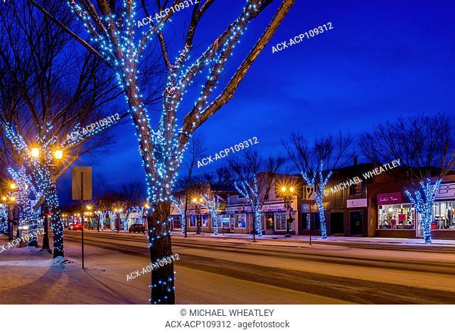Whyte Avenue, Old Strathcona, Edmonton, Alberta, Canada