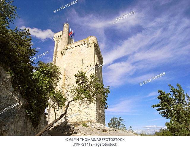 Tour Philippe Le Bel, Villeneuve-lès-Avignon, France